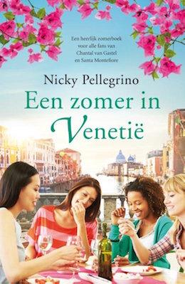 Rome_Nicky_Pellegrino_Een_zomer_in_venetie