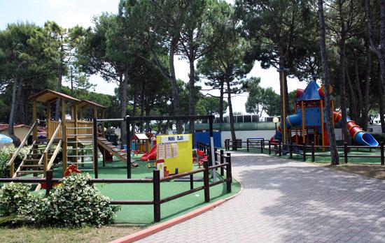 Venetie_camping-Cavallino-speeltuin