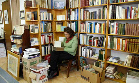 Venetie_Old-World-Bookshop-boekhandel