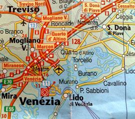 Venetie_reizen-naar-auto