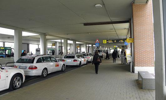 Venetie_taxi-vliegveld