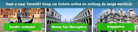 Tickets en kortingen Venetië