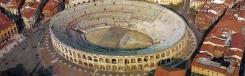 Verona: stad van de liefde en de opera