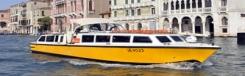 Alilaguna - van het vliegveld naar Venetië