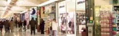 Winkelcentra in en bij Venetië