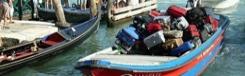 Openbaar vervoer in Venetië