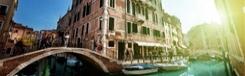 Het weer in Venetië