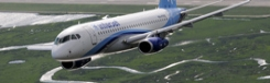 Met het vliegtuig naar Venetië