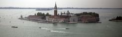 Rondvaart langs de eilanden in de lagune van Venetië