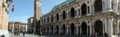 Vicenza: de stad van Andrea Palladio