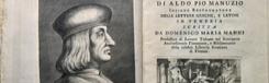 Erasmus in Venetie te gast bij beroemdste drukker van zijn tijd