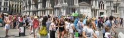 Entreegeld voor dagjestoeristen Venetië