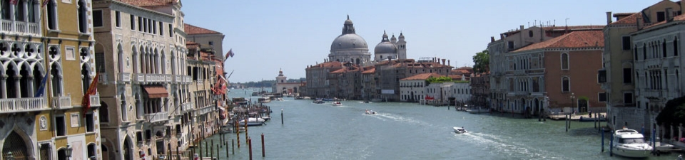 canal grande venetie